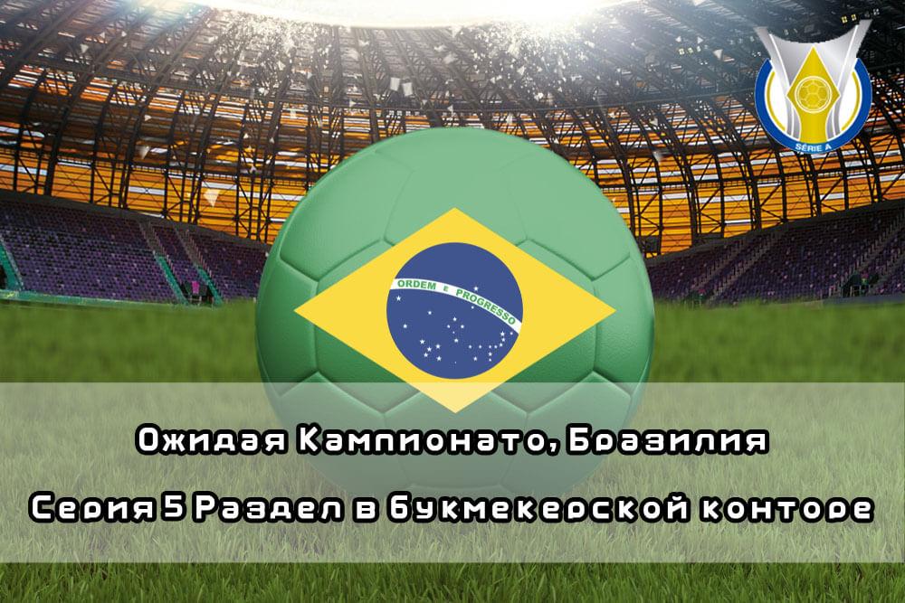бразилии букмекерская контора
