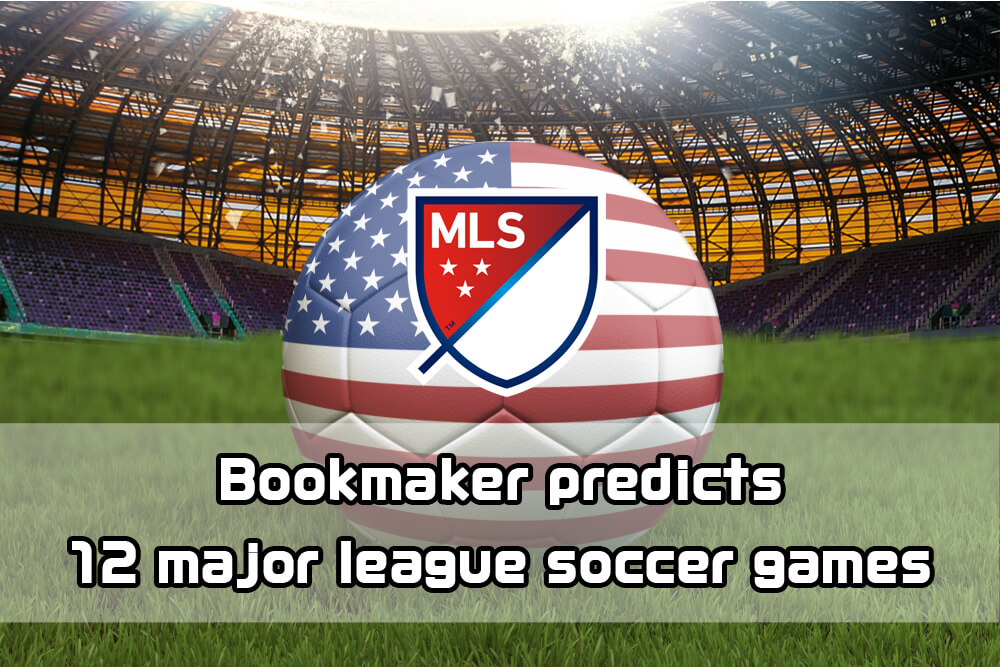 Bookmaker predicts 12 major league soccer games【Sportsbet