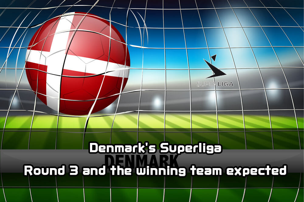 Denmark's Superliga Round 3 and the winning team expected