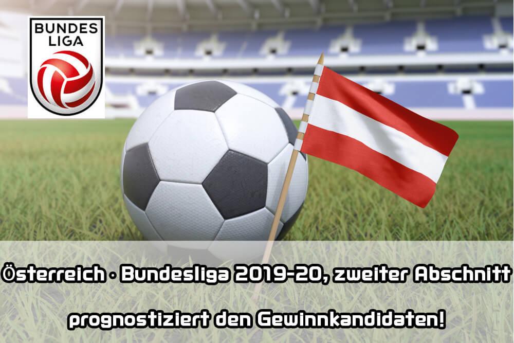 1xbit Fussball Osterreich Bundesliga 2019 20 Zweiter