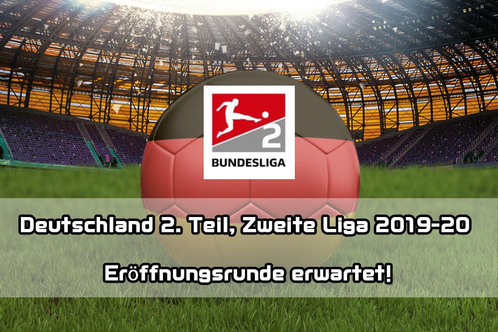 1xbit X Fussball Deutschland 2 Teil Zweite Liga 2019 20