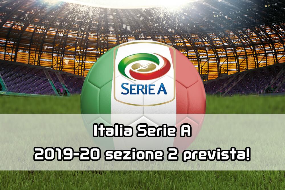Sportsbet Io Italia Serie A 2019 20 Sezione 2 Prevista Il Manchester United Sanchez Si Trasferisce A Intel Bookmaker Sportsbook Bitcoin