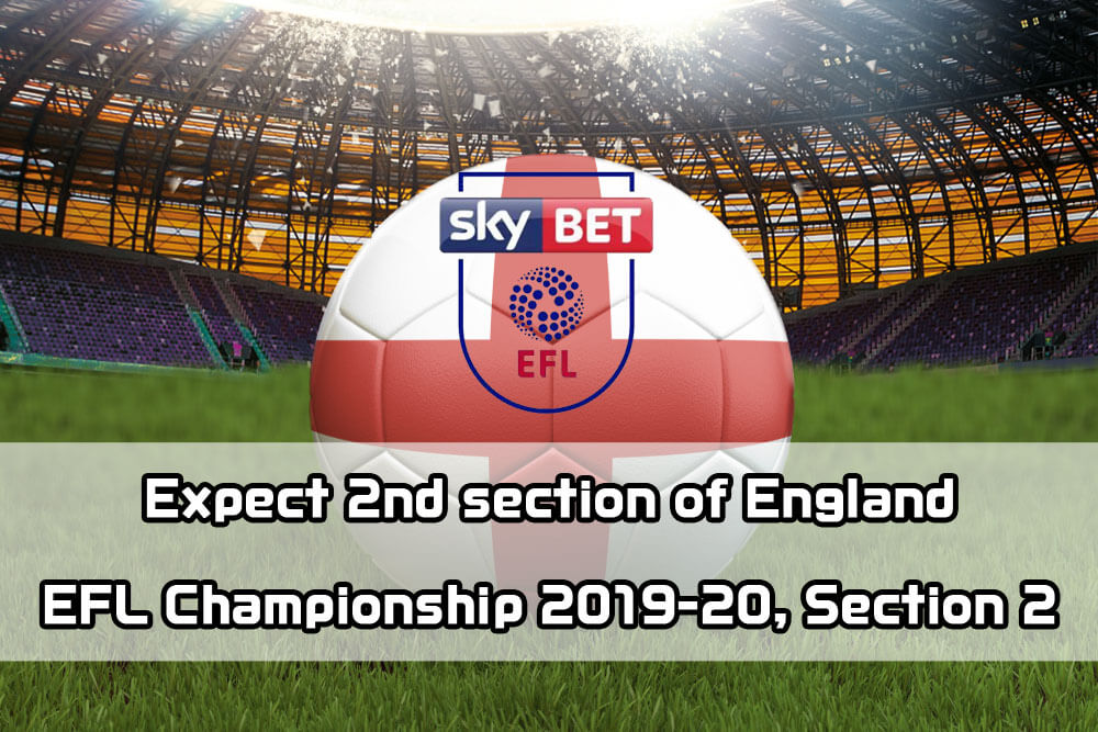 Sportsbet io] Expect 2nd section of England / EFL